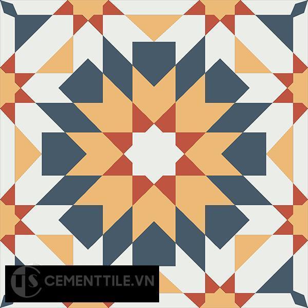 Gạch bông CTS 56.3(3-4-5-6) - Encaustic cement tile CTS 56.3(3-4-5-6)