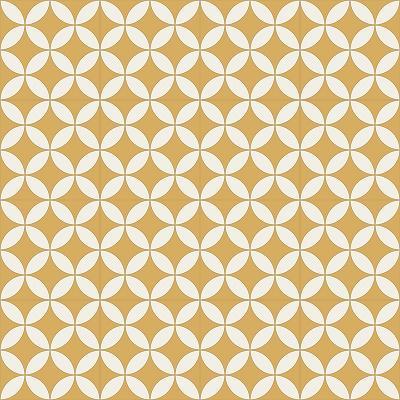 Gạch bông CTS 6.13(4-6)-16 viên - Encaustic cement tile CTS 6.13(4-6)-16 tiles