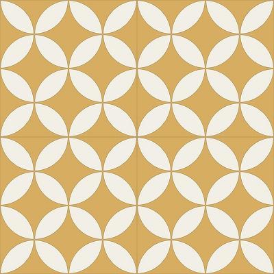 Gạch bông CTS 6.13(4-6)-4 viên - Encaustic cement tile CTS 6.13(4-6)-4 tiles