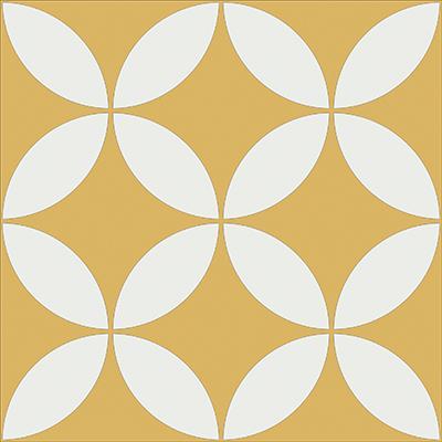 Gạch bông CTS 6.13(4-6) - Encaustic cement tile CTS 6.13(4-6)