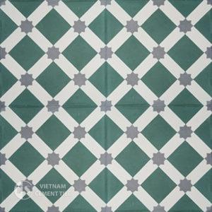 Gạch bông CTS 68.3 (Cement tile CTS 68.3)