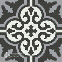 Gạch bông CTS 1.27(4-9-13) - Encaustic cement tile CTS 1.27(4-9-13))