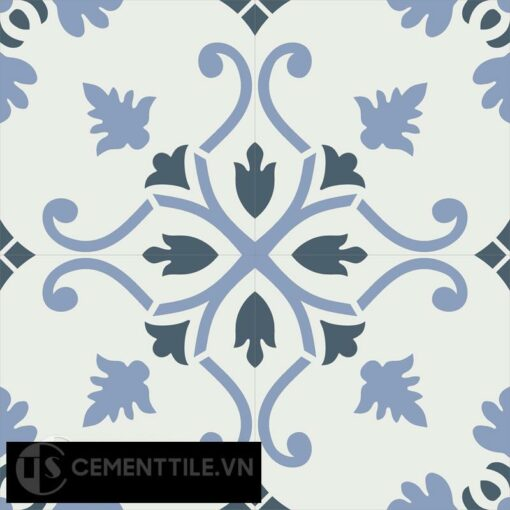 Gạch bông CTS 144.1 (Cement tile CTS 144.1)