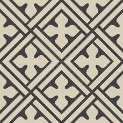 Gạch bông CTS 77.1(12-13) - 4 viên - Encaustic cement tile CTS 77.1(12-13)-4 tiles