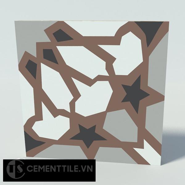 Gạch bông CTS 79.3(4-9-13-14) - Encaustic cement tile CTS 79.3(4-9-13-14)