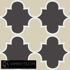 Gạch bông CTS 85.2(4-12-13) - 4 viên - Encaustic cement tile CTS 85.2(4-12-13)-4 tiles