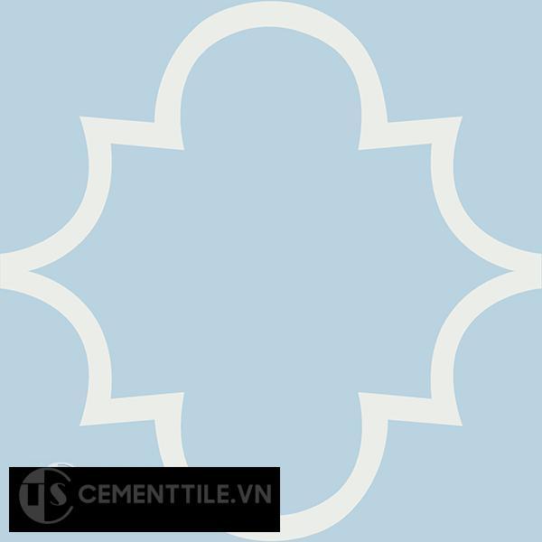 Gạch bông CTS 85.3(2-4) - Encaustic cement tile CTS 85.3(2-4)