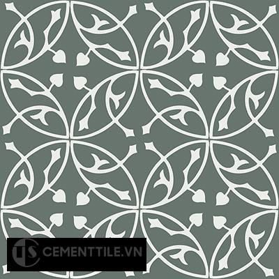 Gạch bông CTS 91.3 (Cement tile CTS 91.3)