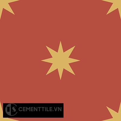 Gạch bông CTS 96.1(5-6) - Encaustic cement tile CTS 96.1(5-6)