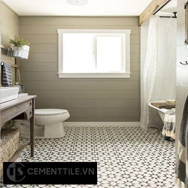 Gạch bông CTS 141.1 lát nhà tắm