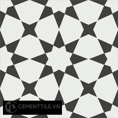 Gạch bông CTS 141.1 (Cement tile CTS 141.1)