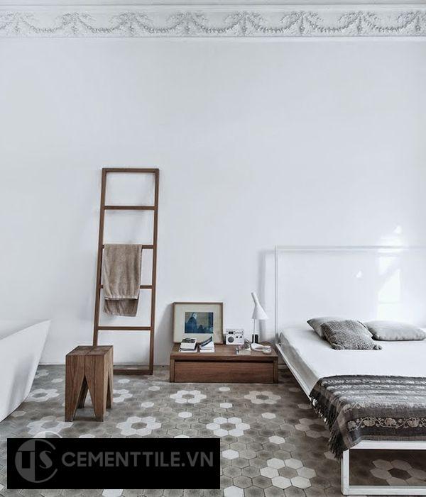 gạch bông cho phòng ngủ