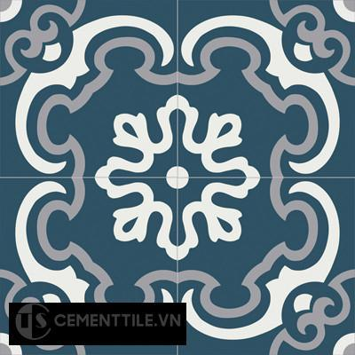 Gạch bông CTS 5.7-4 viên Cement tile CTS 5.7-4 tiles