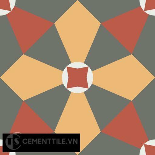 Gạch bông CTS 133.1(3-4-5-6) - Encaustic cement tile CTS 133.1(3-4-5-6)