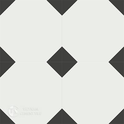 Gach bong co dien CTS 99.1 ( Encaustic cement tile 99.1)