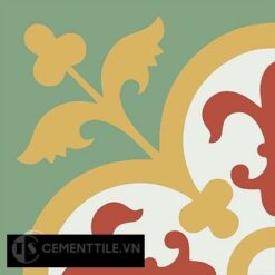 Gạch bông CTS 15.8(4-5-6-7) - Encaustic cement tile CTS 15.8(4-5-6-7)