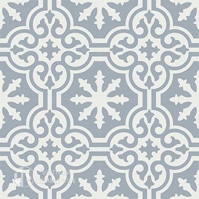 Gạch bông CTS 1.13(4-50) - 4 viên - Encaustic cement tile CTS 1.13(4-50)-4tiles