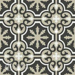Gạch bông CTS 1.22(4-12-13)-4 viên - Encaustic cement tile CTS 1.22(4-12-13)-4tiles