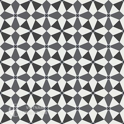 Gạch bông CTS 133.2(4-15-32-50)-16 viên  - Encaustic cement tile CTS 133.2(4-15-32-50)-16 tiles