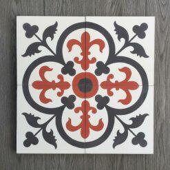 Gạch bông CTS 15.5(4-5-13) - Encaustic cement tile CTS 15.5(4-5-13)