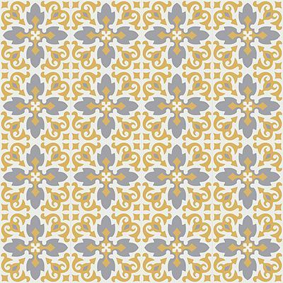 Gạch bông CTS 18.10(4-6-9)-16 viên - Encaustic cement tile CTS 18.10(4-6-9)-16 tiles