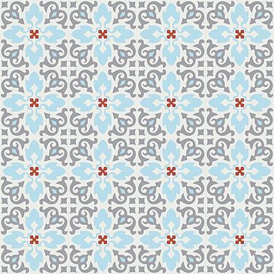Gạch bông CTS 18.4(2-4-5-9)-16 viên - Encaustic cement tile CTS 18.4(2-4-5-9)-16 tiles