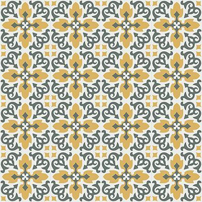 Gạch bông CTS 18.7(3-4-6)-16 viên - Encaustic cement tile CTS 18.7(3-4-6)-16 tiles