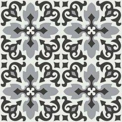 Gạch bông CTS 18.8(4-9-13)-4 viên - Encaustic cement tile CTS 18.8(4-9-13)-4 tiles