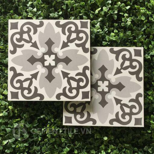 Gạch bông CTS 18.8(4-9-13) - Encaustic cement tile CTS 18.8(4-9-13)