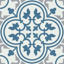 Gạch bông CTS 2.10(1-4-9)-4 viên - Encaustic cement tile CTS 2.10(1-4-9)-4tiles