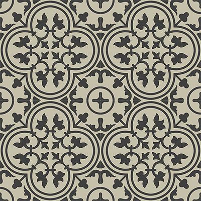 Gạch bông CTS 2.13(11-13)- 16 viên - Encaustic cement tile CTS 2.13(11-13)-16tiles