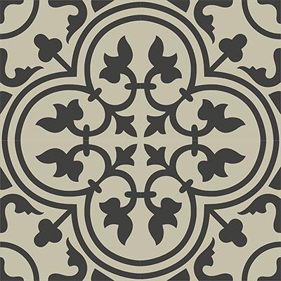 Gạch bông CTS 2.13(11-13)- 4 viên - Encaustic cement tile CTS 2.13(11-13)-4tiles