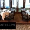 Gạch bông cts 2.13 trang trí nhà hàng