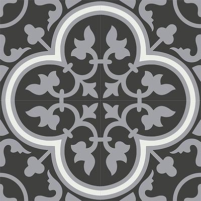 Gạch bông CTS 2.4(4-9-13)-4 viên - Encaustic cement tile CTS 2.4(4-9-13)-4tiles