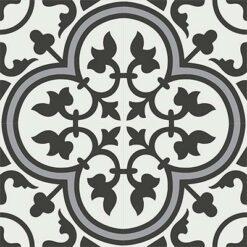 Gạch bông CTS 2.8(4-9-13)- 4 viên - Encaustic cement tile CTS 2.8(4-9-13)-4tiles