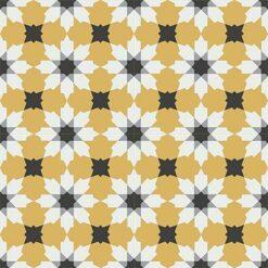 Gạch bông CTS 3.11(4-6-9-13)-4 viên - Encaustic cement tile CTS 3.11(4-6-9-13)-4tiles