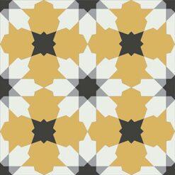 Gạch bông CTS 3.11(4-6-9-13) - Encaustic cement tile CTS 3.11(4-6-9-13)