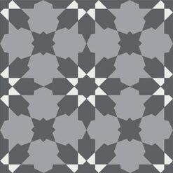 Gạch bông CTS 3.12(4-9-32) - Encaustic cement tile CTS 3.12(4-9-32)