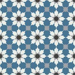 Gạch bông CTS 3.14(1-4-9-13)-4 viên - Encaustic cement tile CTS 3.14(1-4-9-13)-4tiles