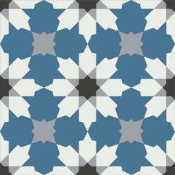 Gạch bông CTS 3.14(1-4-9-13) - Encaustic cement tile CTS 3.14(1-4-9-13)