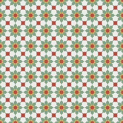 Gạch bông CTS 3.16(4-5-6-7)-16 viên - Encaustic cement tile CTS 3.16(4-5-6-7)-16tiles