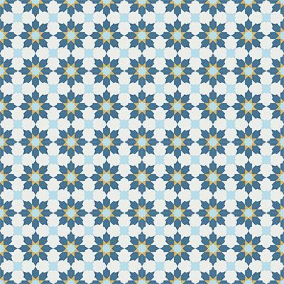 Gạch bông CTS 3.7(1-2-4-6)- 16 viên - Encaustic cement tile CTS 3.7(1-2-4-6)-16tiles