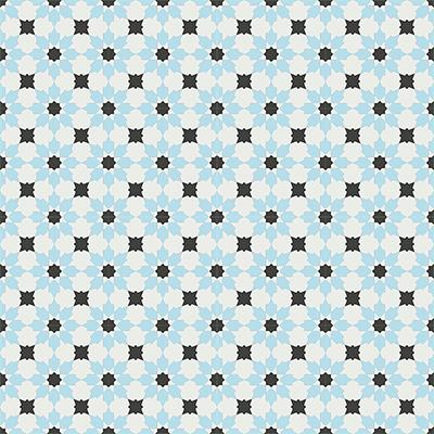 Gạch bông CTS 3.8(2-4-13)- 16 viên - Encaustic cement tile CTS 3.8(2-4-13)-16tiles