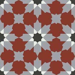 Gạch bông CTS 3.9(4-9-13-30) - Encaustic cement tile CTS 3.9(4-9-13-30)