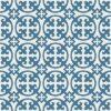 Gạch bông CTS 4.6(1-4) - 16 viên - Encaustic cement tile CTS 4.6(1-4) - 16 tiles