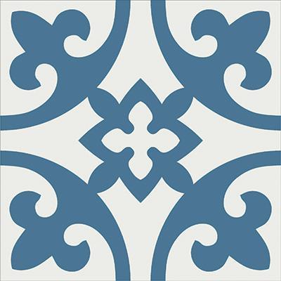 Gạch bông CTS 4.6(1-4) - Encaustic cement tile CTS 4.6(1-4)