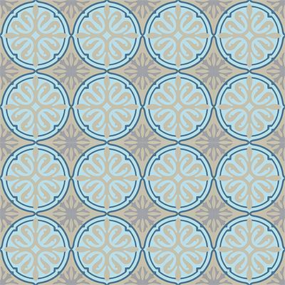 Gạch bông CTS 49.2(1-2-9-12)-16 tiles - Encaustic cement tile CTS 49.2(1-2-9-12)-16 tiles