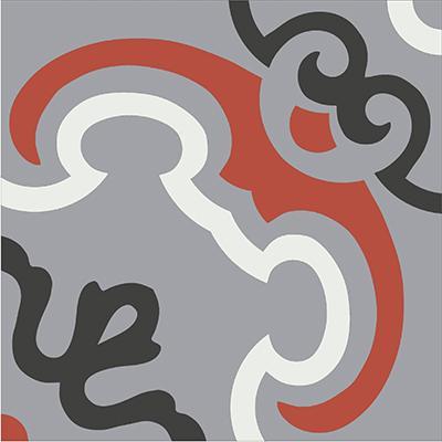 Gạch bông CTS 5.4(4-5-9-13) - Encaustic cement tile CTS 5.4(4-5-9-13)