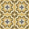 Gạch bông CTS 5.6(4-6-13)-16 viên - Encaustic cement tile CTS 5.6(4-6-13)-16 tiles