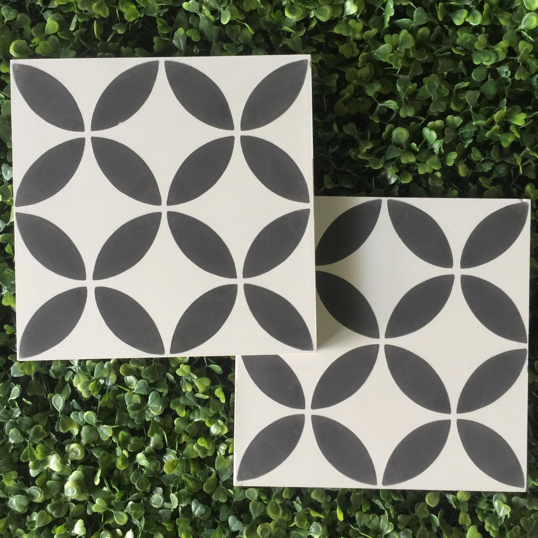 Gạch bông CTS 6.1(4-13) - Encaustic cement tile CTS 6.1(4-13)